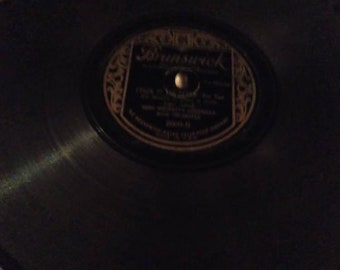 Antique Phonograph, Stack 'O Lee Blues Fox Trot and Go Your Way and I'll Go Mine fox trot