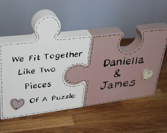 First anniversary Gift,  Engagement Gift, Personalised Gift, Wedding anniversary gift,  Anniversary gift, Gift for Valentine, gift for wife