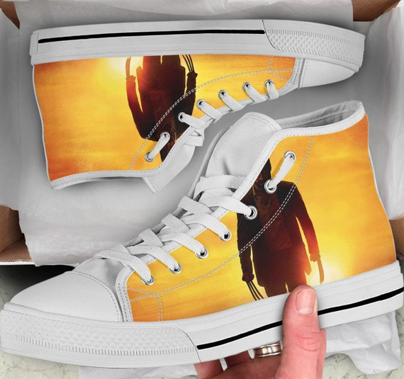 Tops Shoes Logan Colorful Top Converse sneakers Women's Shoes Looks Men's High like Wolverine Sneakers Shoes high men X wYxSYUqf6