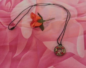 Life Raft Necklace