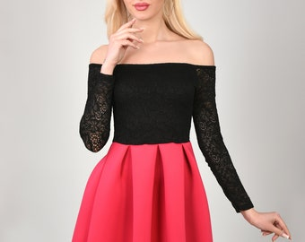 Exclusive Barbie Dress, Party Dress, Tango Dress, Evening Dress, Prom Dress. Product Code: 641