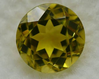 Tourmaline - Tourmaline 1 canary yellow Canary, 01ct