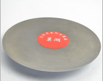 Free Shipping Chinese Calligraphy Material  150mm Disk Diamond Grinder 800# / Seal Stone Polishing / Seal Cutting Seal / - 0003