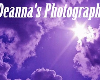Purple Sky by Deanna Bernal