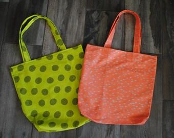 Medium Fabric tote bag