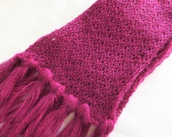 Mohair Scarves - Wide Range of Colours Available