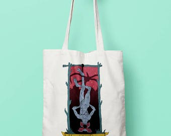 UPSIDE DOWN | Shopping Bag designed by us, with love.