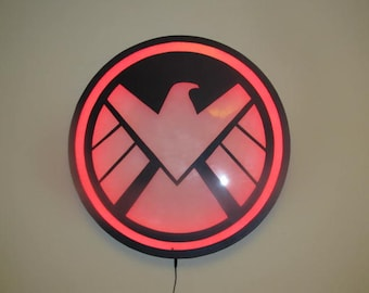 Falcon Marvel light ( Made to order, I don't have stock )