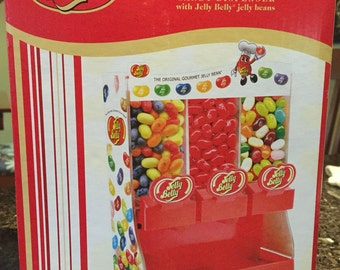 3 Compartment Jelly Belly Sweet Shoppe Dispenser