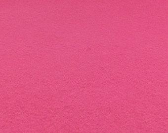 Candy Pink Felt Sheets - 6 pcs - Rainbow Classic Eco Fi Craft Felt Supplies