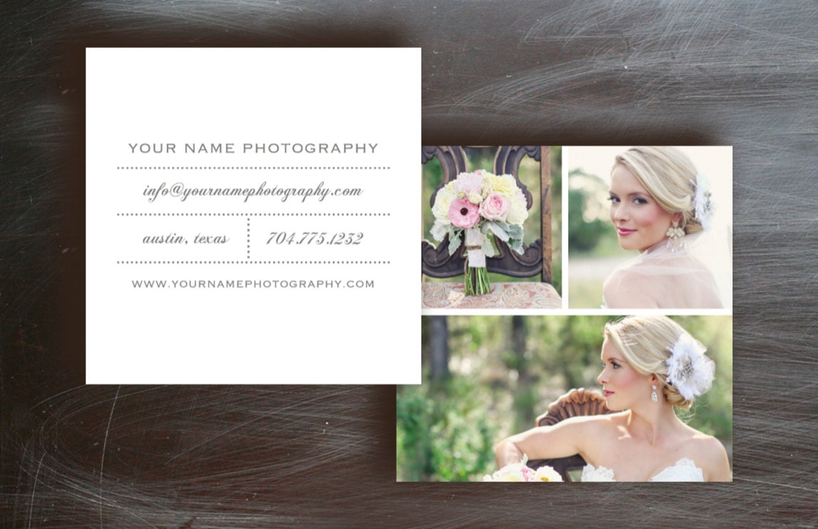 Business card template business cards square business zoom alramifo Image collections