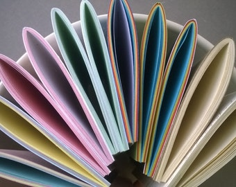 TN standard size paper insert booklets for Midori style journalling