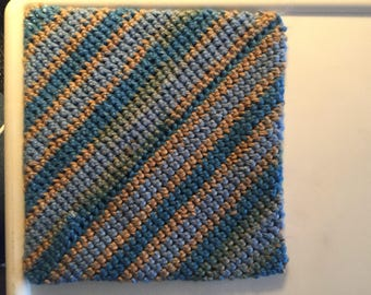 Handmade Crochet Hot Pad
