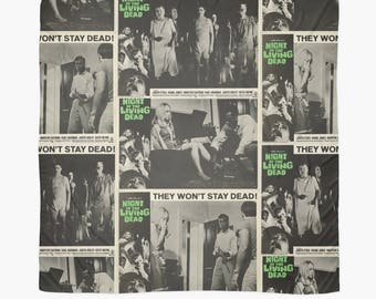 Night of the Living Dead Scarf (Vintage Reel)