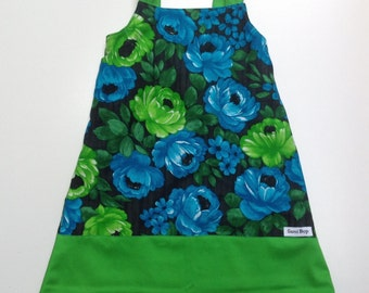 Samibop Oil Painting Dress - Size 5