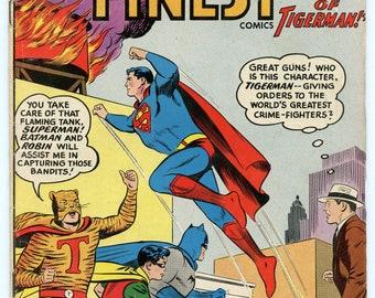 World's Finest 119 Aug 1961 VG- (3.5)