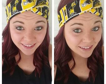 University of Iowa Hawkeyes Headband