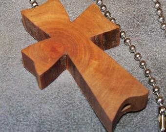 Celtic Cross Ceiling Fan Pull, Lamp Pull Chain, Wood Cross, Christian Gift, Wedding Gift, Wedding Favor, Gift for Her, Gift for Him