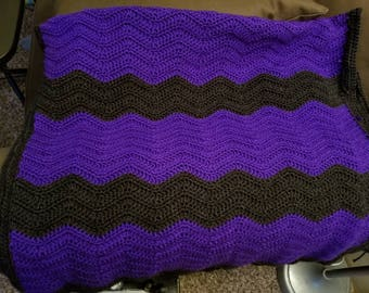 Ultra Violet Throw
