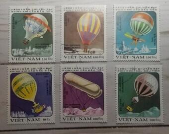 6 Hot Air balloon- Vietnam