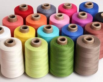 Ashford 5/2 UnMercerised Cotton