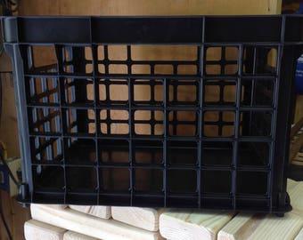 Crate, Plastic Milk Crate, Storage crate, Yard blocks storage crate.