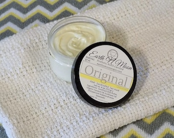 Healing Hair Mask-All Natural-Fresh-Made to Order-Shea Butter-Seaweed-Silky-Soft-Smooth