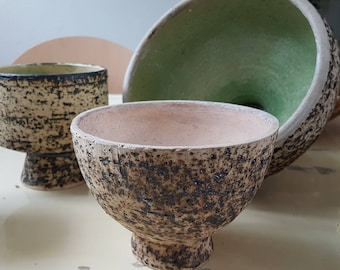 Sixties ceramic planter
