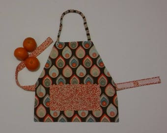 Craft Apron, 12-24 mo. size