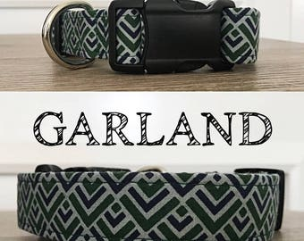 Garland- Geometric Collar