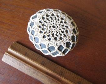Crochet Meditation Stone #48