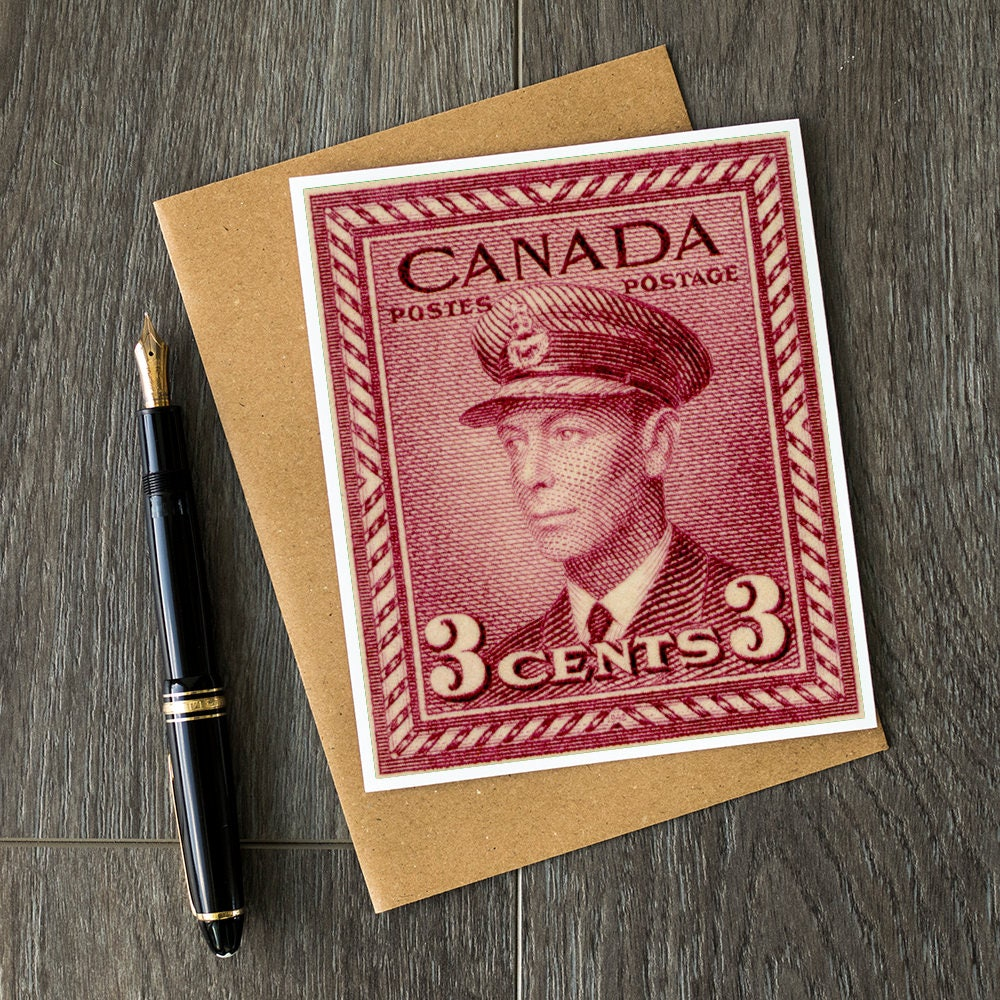 Canadian Postage Stamps Canada Birthday Cards Canada