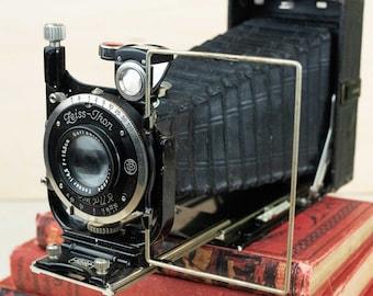 Ziess Ikon Maximar 6.5x9cm Large Format Camera - 1929  RARE