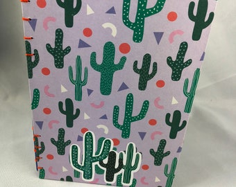 Cactus A5 Journal
