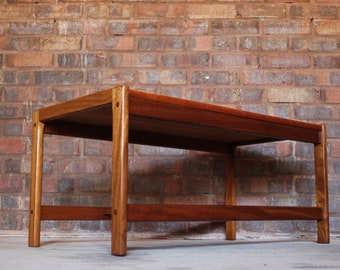 Midcentury Danish Coffee Table by BRDR Furbo...