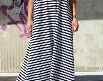 loose cotton dress, plus size maxi dress, Every day dress, oversized dress, maternity dress, plus size dresses, loose fit dress, kaftan