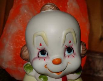 Clown Nursery Night Light / Nursery Night Light / Childrens Night Light / Interpur Night Light