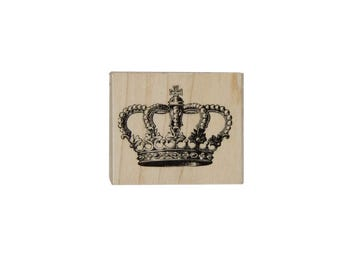7Gypsies Wood Stamp Crowning Moments