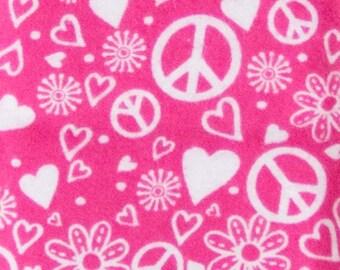 "Horse Tail Bag 30"" - Pretty in Pink -  Handmade - Handmade"