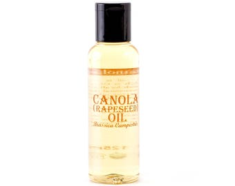 Canola (Rapeseed) Carrier Oil - 125ml