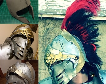Helmets and Headpieces commissions. Made to Order!