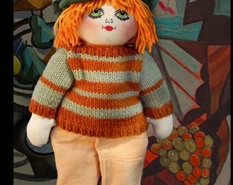Doll / rag doll