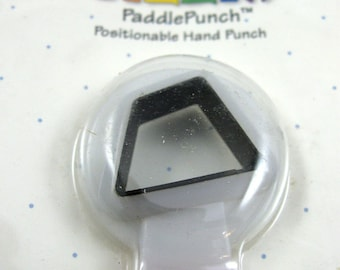 Sizzix Paddle Punch Square, Funky   38-0876