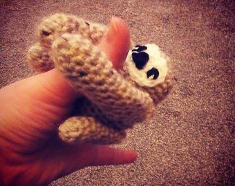 Crochet Sloths