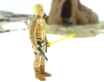 Luke Skywalker Bespin Fatigues Star Wars Vintage Action Figure