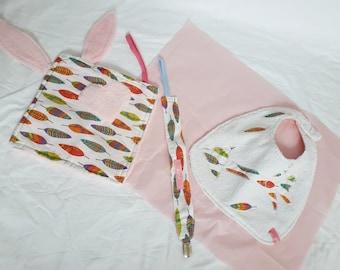 Plaited baby patterns