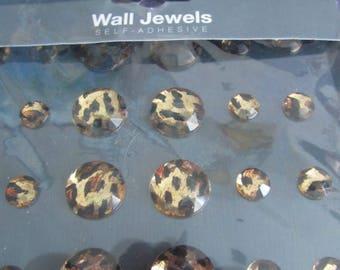 30 jewelry Board vinyl car decals, decorative, resin