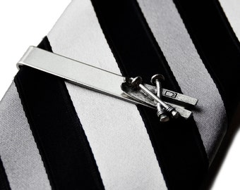 Ski Tie Clip