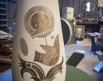 1950's Hyalyn Pottery Vase George Briard