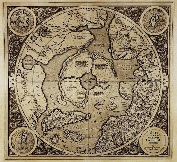 Ancient Old World Maps - Free Usa Maps